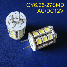 High quality 12V led GY6 bulb,led GY6.35 lamp 12v,led gy6.35 light 12v free shipping 50pcs/lot