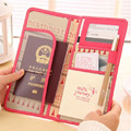 Travel Passport Holder Document Card High Quality case credit card Simple Travel ID Document Holder Utility