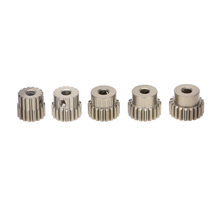 GoolRC 48DP 3.175mm 16T 17T 18T 19T 20T Pinion Motor Gear for 1/10 RC Car Brushed Brushless Motor(China (Mainland))