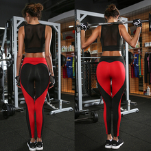 Buy fitness clothing workout clothes women push legging fitness legging sweatpants female work heart track pants P1510Y for $11.96 in AliExpress store
