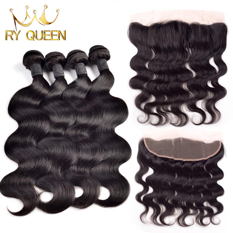 Brazilian Body Wave Silk Base Closure With Bundles Rosa Hair Products Brazilian Virgin Hair With Closure Cheap Human Hair Weave<br><br>Aliexpress