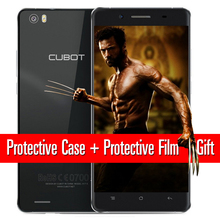 In Stock Original Cubot X17S Mobile Phone Android 5.1 5inch  FHD  MTK6735 Quad Core 3GB+16GB 1920*1080 2500mAh 4G LTE Smartphone(China (Mainland))