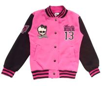 Bhl малыш девушки куртка монстр. Череп пальто школьная одежда одежды весна для SZ 6-10Y