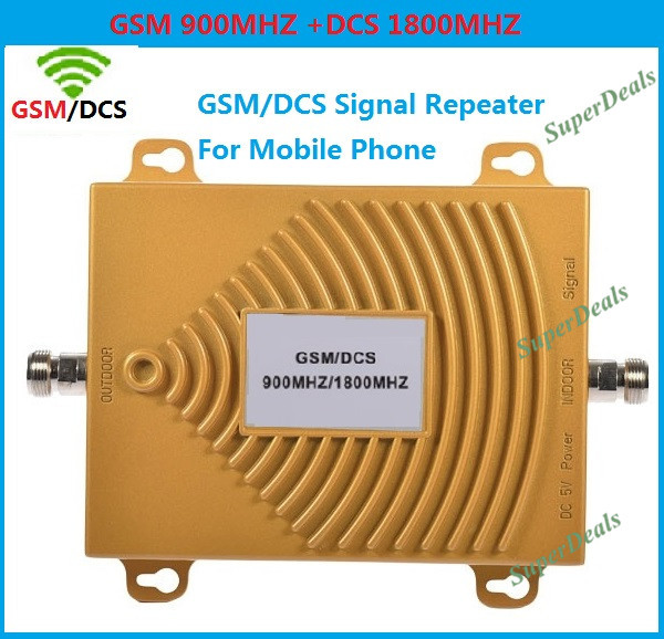 Direct Marketing Dual Band GSM 900mhz & DCS 1800mhz Cell Phone Signal Repeater, Mobile Phone Signal Repeater /Booster /Amplifier(China (Mainland))
