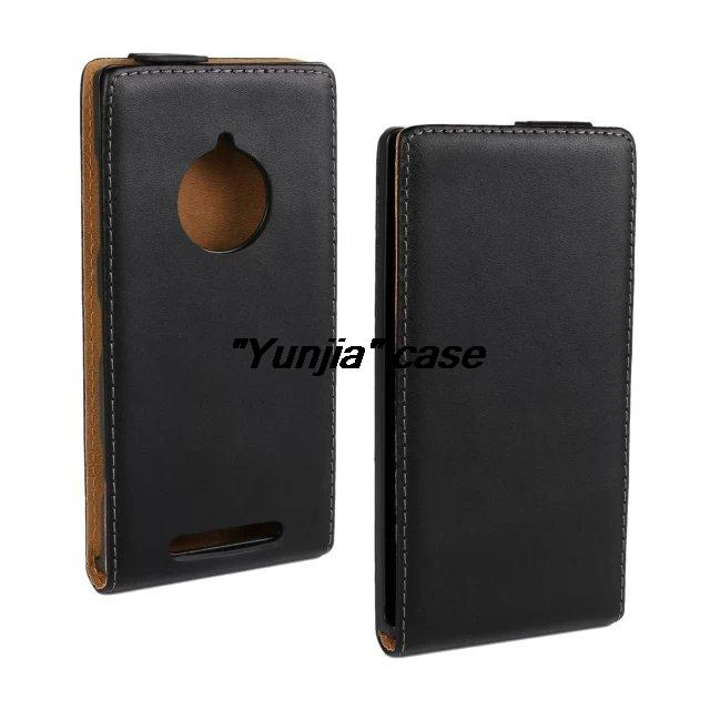 Lumia 830 Case Sell genuine Mobile phone cases PU flip new style Nokia Phone holster - Miss Chen in Shenzhen store