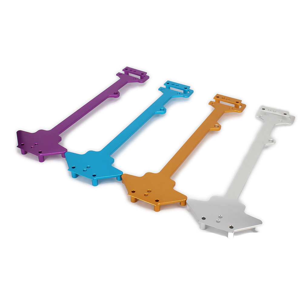 Alloy Aluminum Radio Tray For 4x4 Rc Hobby Model Car Buggy Truck 1/18 Wltoys A959 A969 A979 K929 Upgraded Hop-Up Parts Colorful(China (Mainland))