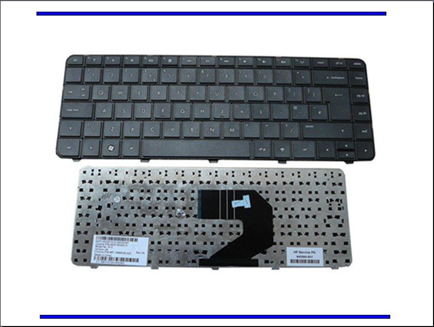Laptop Keyboard for HP for Pavilion G6-1106AX G6-1122TU G6-1123TU G6-1136TX UK Keyboard Black Replacement Parts (K1678)(China (Mainland))