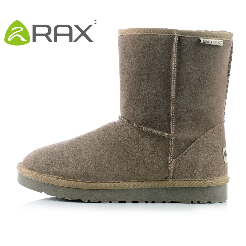 Anti-fur RAX women Plus velvet keep warm snow boots in the end to help casual shoes ultralight repair the leg women shoes B925<br><br>Aliexpress