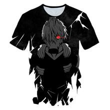 ヒップホップ HD 3D ユニセックス Tシャツ男性女性日本 Tシャツ僕なしヒーロー学界アニメプリント Tシャツ私のヒーローアカデミー Tシャツトップ(China)
