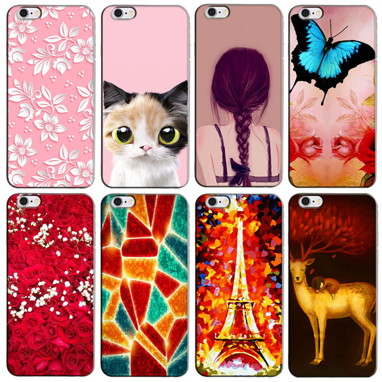 Fashion UV Print Cartoon PC Back Cover Case for Nokia Lumia 630 635 636 Mobile Phone Bags & Cases for Nokia Lumia 630(China (Mainland))