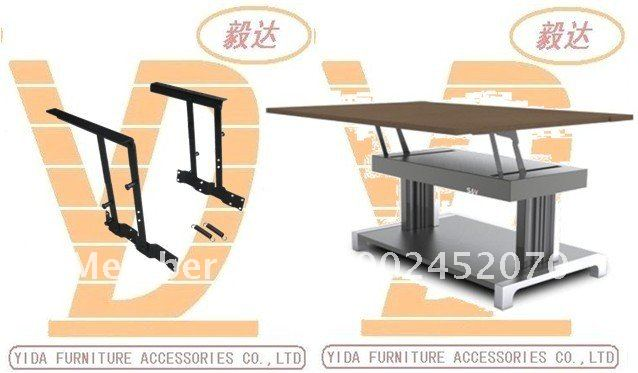 Can lift coffee table furniture fittings