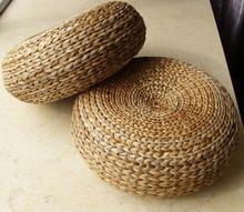 50*20cm Yoga mat, meditation cushionsTraditional art natural rattan stool,Small rattan sofa,rattan furniture, (China (Mainland))