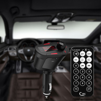 Universal Portable 360 Degree Rotatable Car MP3 Player