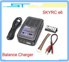 SKYRC e6 lipo battery 110-240V 2S-6S AC Input 50W 5AMP LiPo LiFe Balance Charger discharger for rc quadcopter low ship girl gift