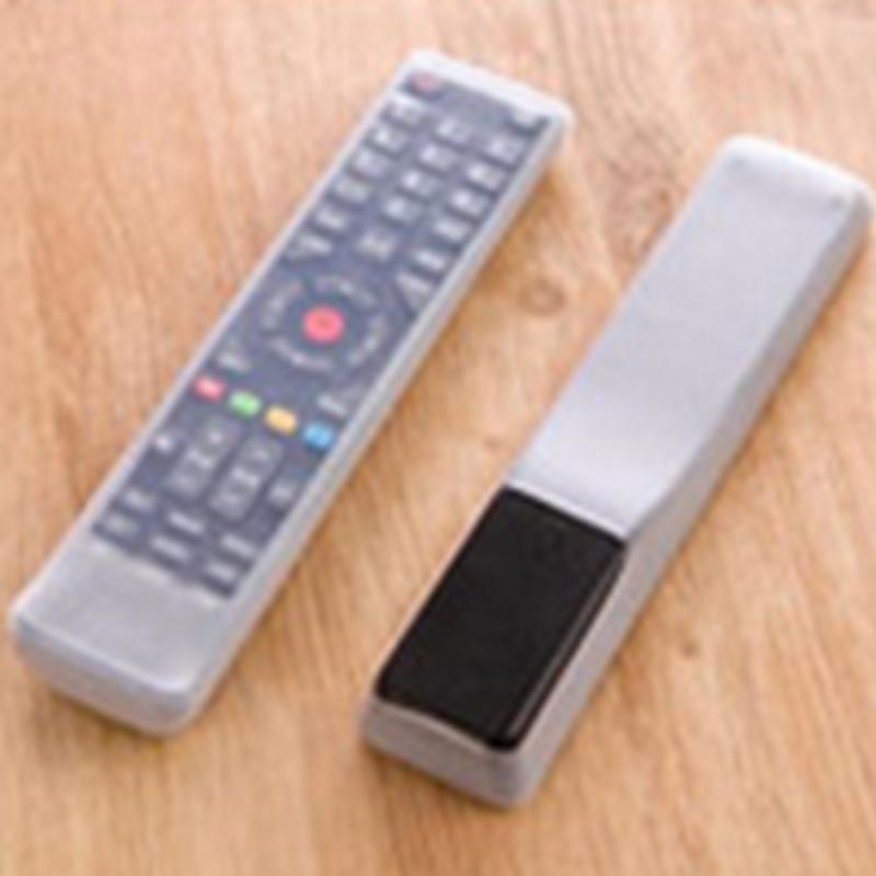For TV Remote Control Dust Cover Protective Holder Organizer Waterproof Silicone Storage Bags(China (Mainland))