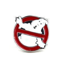 Marvel Chân Deadpool Ghostbusters Batman Thổ Cẩm Chân Đèn Flash Đội Trưởng Mỹ Siêu Nhân thổ cẩm dành cho nam huy hiệu Mũ Áo có Độ Bám Broche(China)