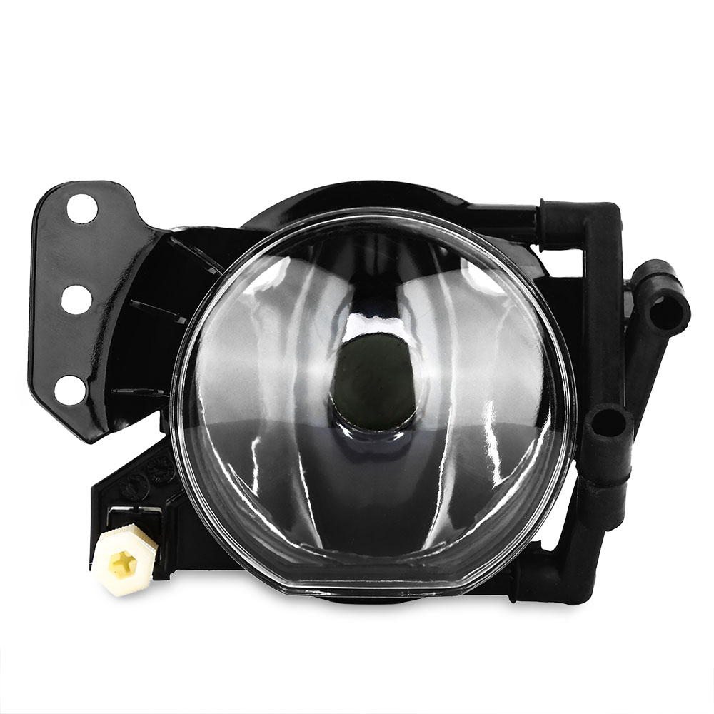 Front Bumper Fog Lamp Grille Foglight Frame Perfect for BMW E60 Durable ABS Housing Lens Designed Prevent Collision(China (Mainland))