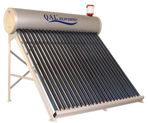 24 Evacuated Tubes Unpressurized Solar water heater solar energy(China (Mainland))