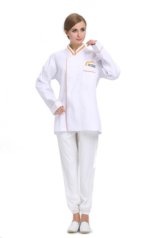 Chinese Women Chefs 2015 Oem Chef Uniform Women