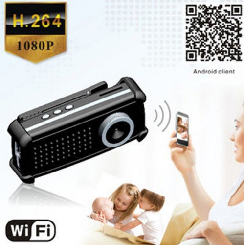 newly H.264 1080P Mini DV DVR WIFI Camera Wireless Camera Audio video Recorder Mini camcorder Z2 IP camera internet CAM(China (Mainland))