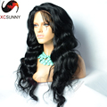 150 Density Body Wave Glueless Lace Front Human Hair Wig Unprocessed Virgin Peruvian Human Hair Lace