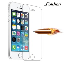 Screen Protector Tempered Glass Film For Apple iphone 6 6S Plus 5 5S 5C SE 4 4S HD Toughened Protective Guard 9H Anti-Scratch(China (Mainland))