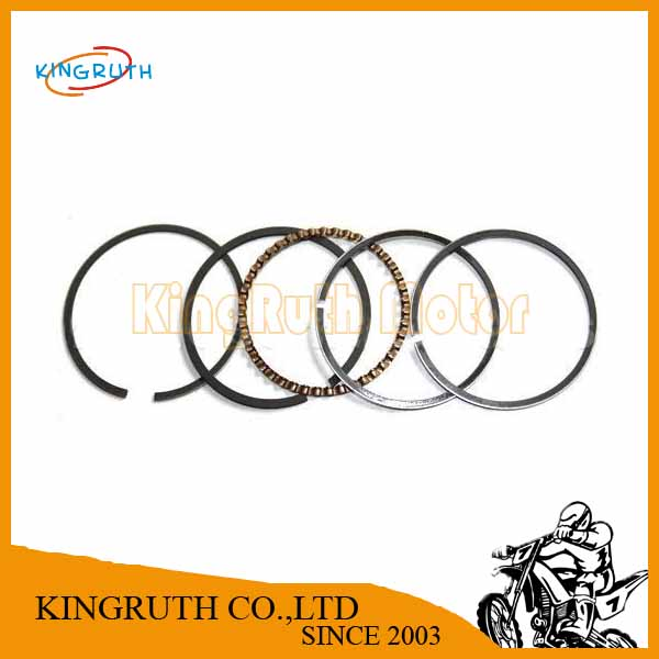 ZY100 49mm Piston Ring Set motorcycle dirt bike pitbike piston ring for engine cylinder(China (Mainland))