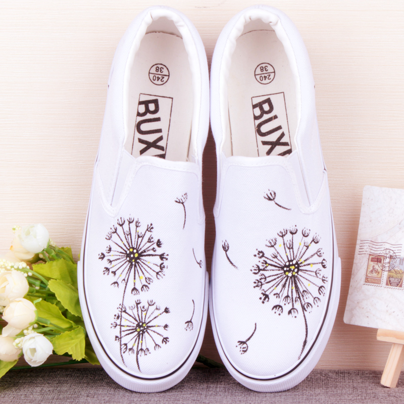 discount hot sales summer Low help canvas shoes men/women new lazy dancingly shoes pedal foot wrapping female casual board shoes(China (Mainland))