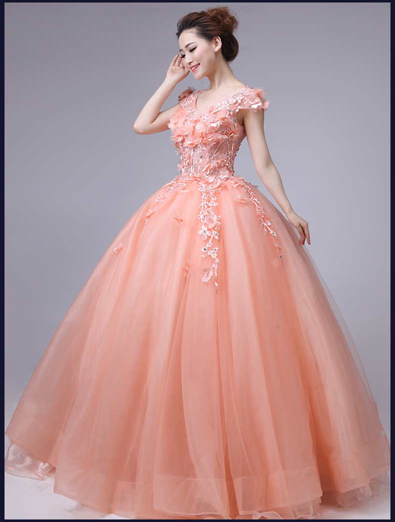 Medieval Pink Ball Gown Dresses | Gowns Ideas