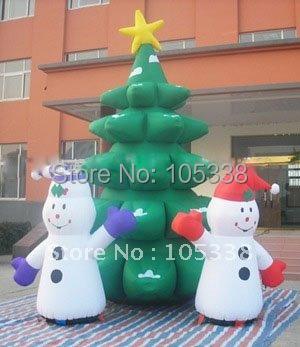 Inflable decoraci n de la navidad patio trasero decora x - Adornos navidad por mayor ...
