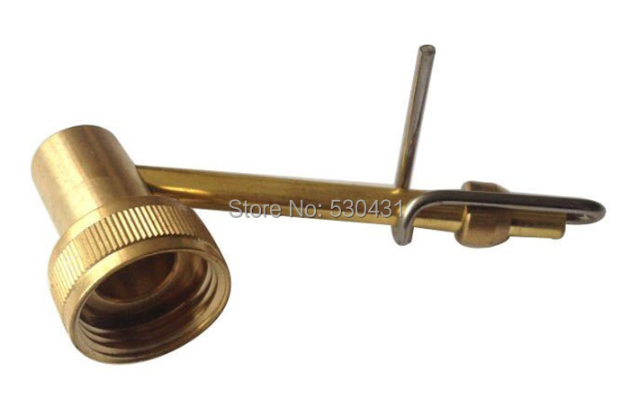 Hot! Homebrew Bottle Washer Brass Jet and Carboy Beer Making Best quality(China (Mainland))
