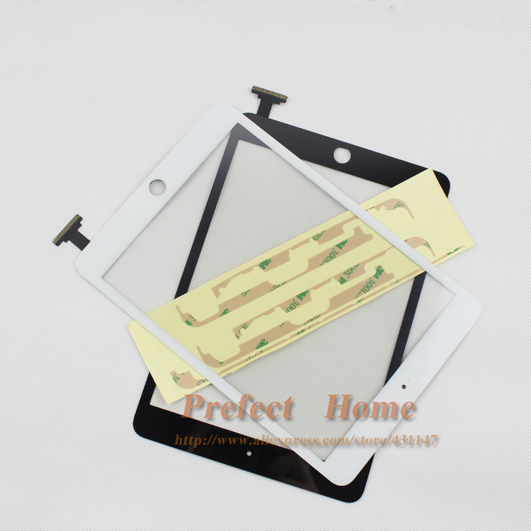 brand new touch screen Glass panel touch screen digitizer for iPad mini free shipping best quality(China (Mainland))