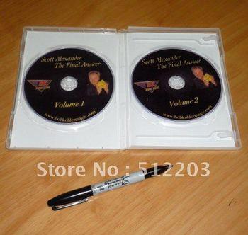The Final Answer - Bill in Lemon Magic (Gimmick Props + 2 DVD