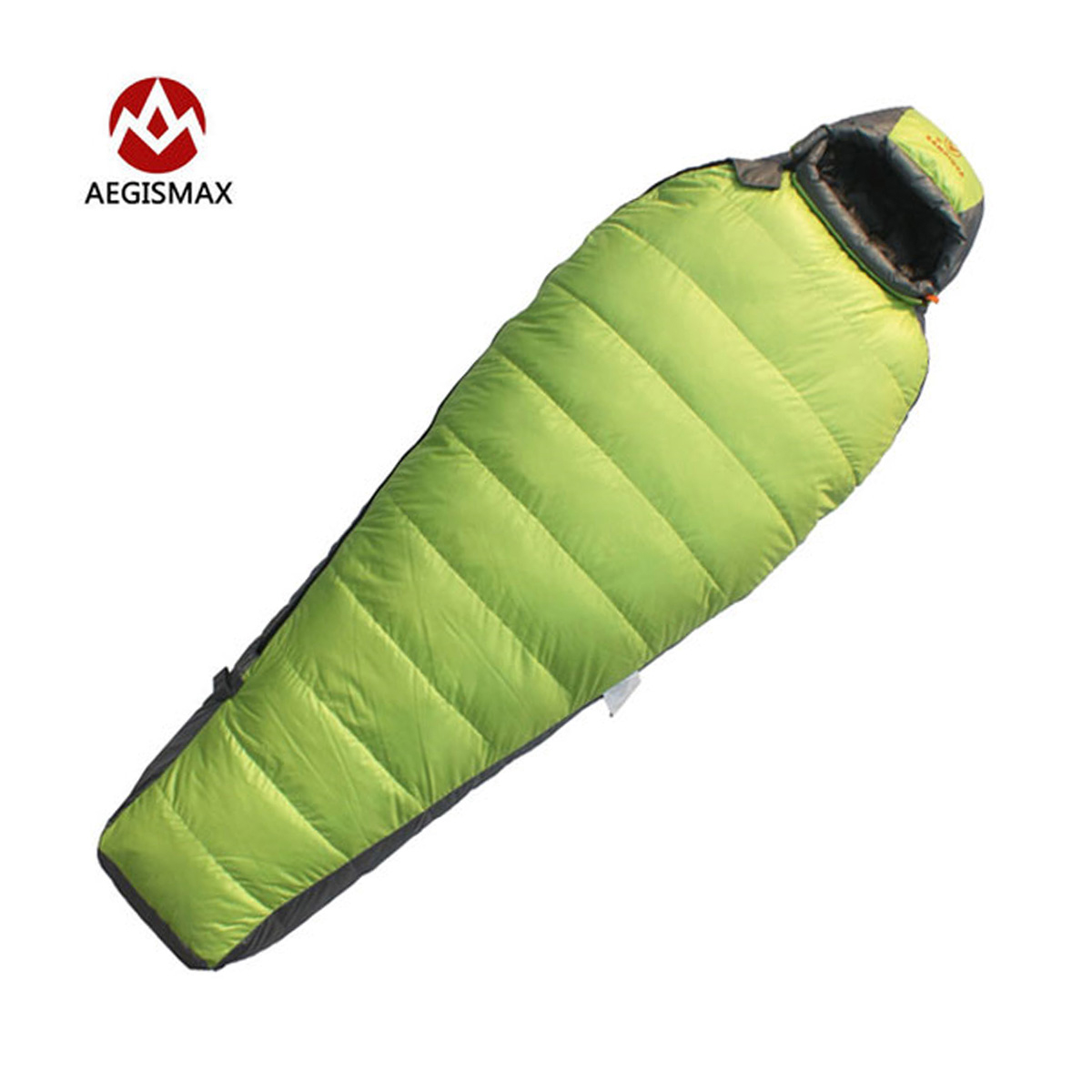 Winter water coldproof sleeping bag panpipe 1000 - 22 600 fluffy white goose down filling men/WOMEN(China (Mainland))