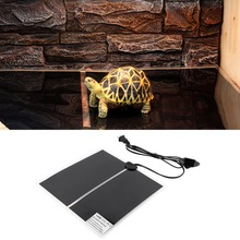 Hot Warmer Bed Mat Pad Amphibians Adjustable Temperature Pet Reptile Heating Heater For Sale(China (Mainland))