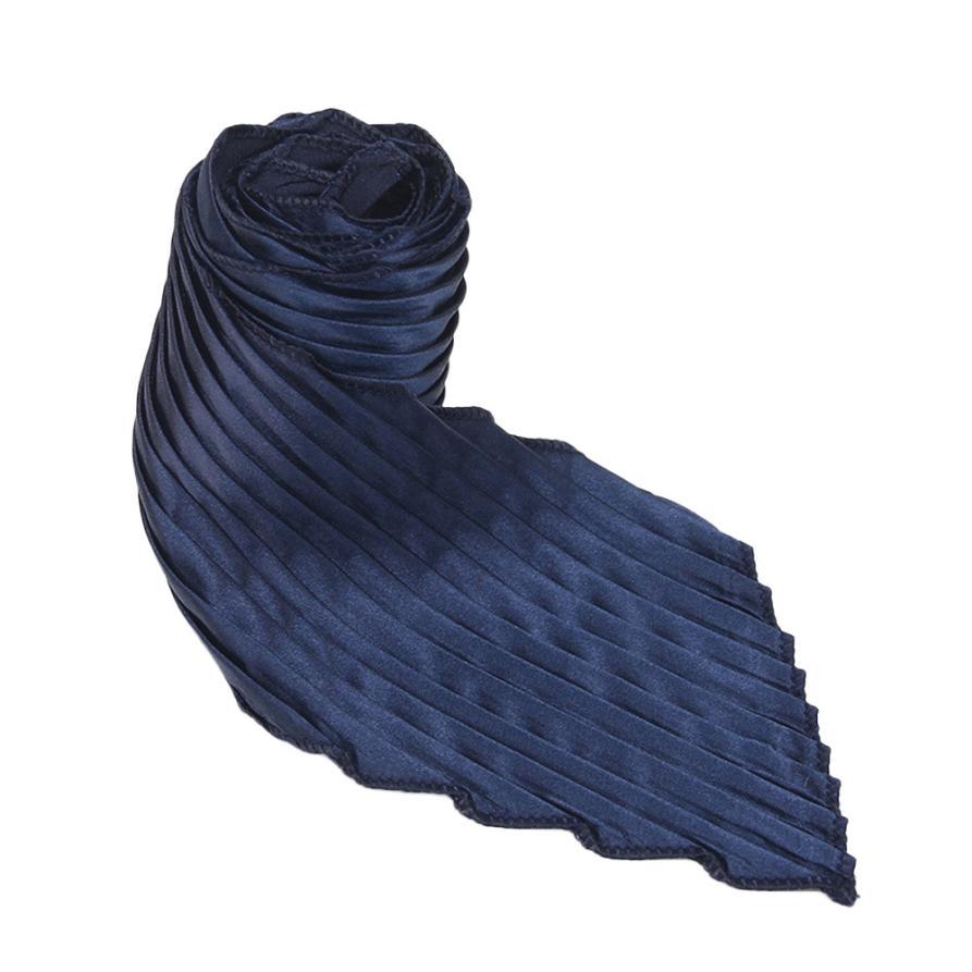 Newly Design Women Fashion Long Silk Fold Head Wrap Headbands Hair Accessories 160616(China (Mainland))