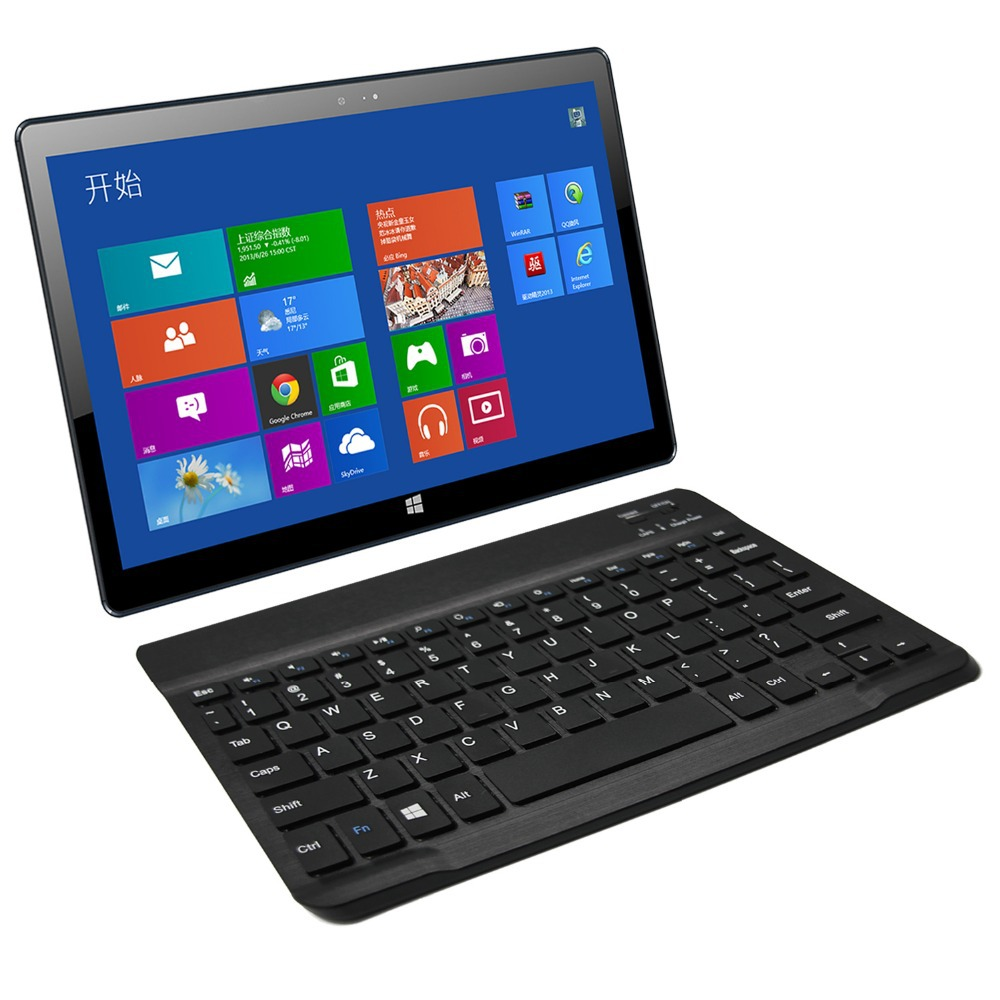 Portable Computer 10.1 inch Windows Tablet PC For Intel Quad Core Aoson R12 With Bluetooth Keyboard Case Dual Cameras IPS Screen(China (Mainland))
