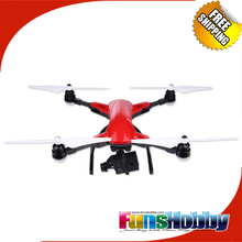 Quadcopter with HD Camera and GPS Foldable Aerial Drone 5 Modes support Gopro