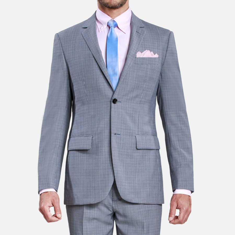 Superior Quality Fashion Designer Suits For Men Wool