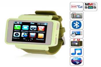 i Watch K1new watch mobile phone intelligent map background linked Q watch mobile phone sliding menu