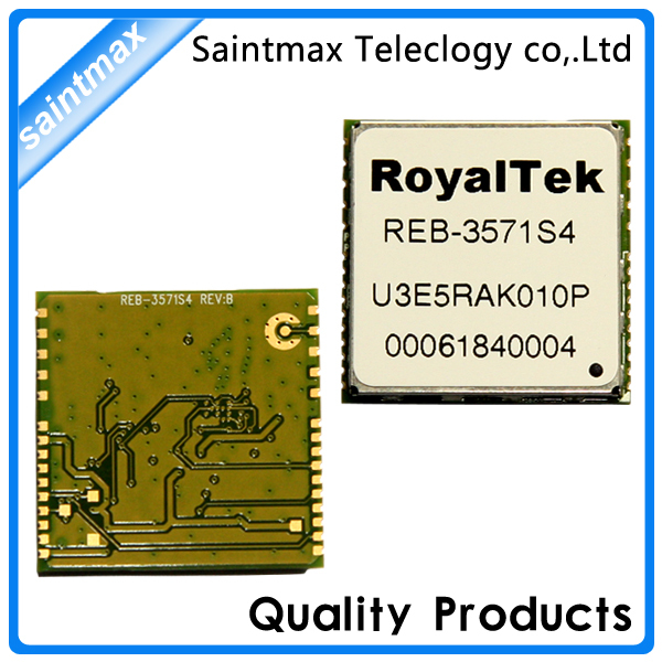 RoyalTex REB-3571S4 gps module ,original new from taiwan ,High quality GPS vehicle positioning(China (Mainland))