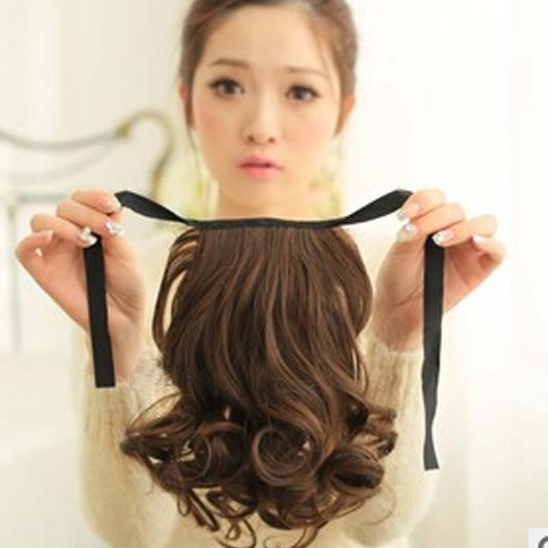 Hair Clip Extensions For Short Hair Clip in Hair Extension