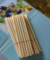 Free Shipping Super Quality Authentic Natural Beewax Ear Candle 50 pairs