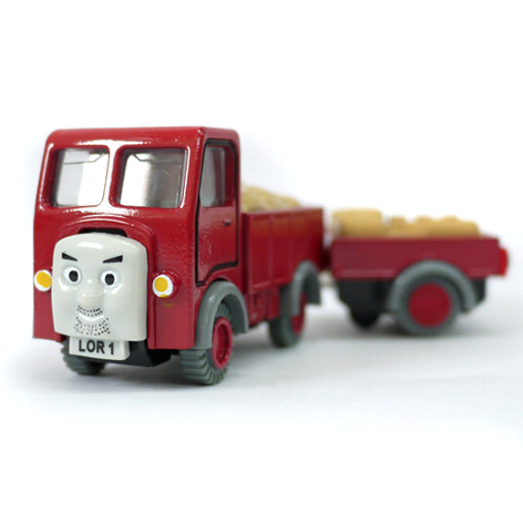 T0113 Lorry Diecast THOMAS and friend The Tank Engine take along train Magnetic metal children kids toy gift Lorry(China (Mainland))