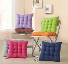 Colorful pearl cotton chair pad cushion