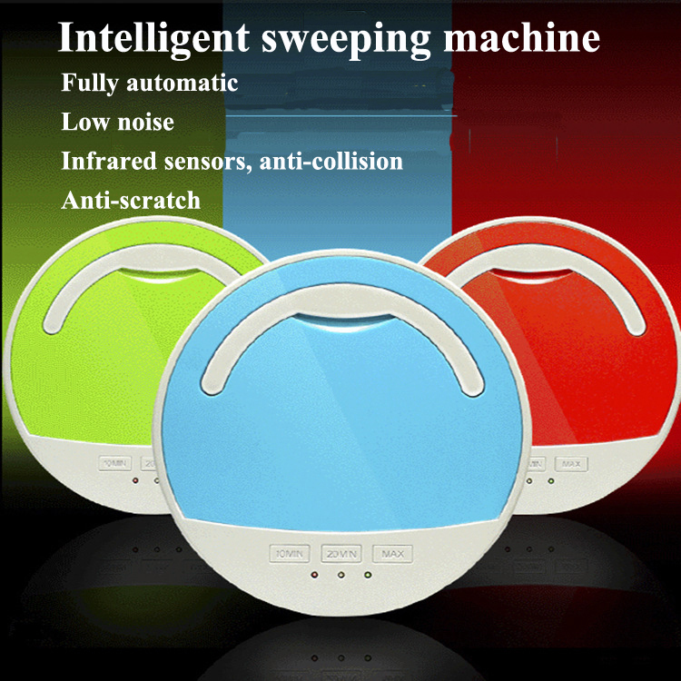 Intelligent sweeper vacuum cleaner Sweeping robot Strange new products Household goods(China (Mainland))