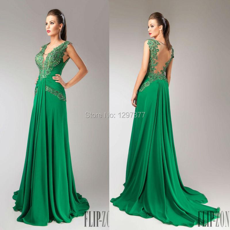 Forest Green Prom Dresses - Long Dresses Online