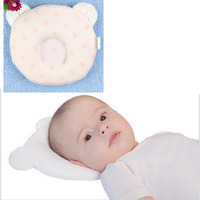 high quality concave adorable baby panda anti-migraine pillow shape memory foam pillows