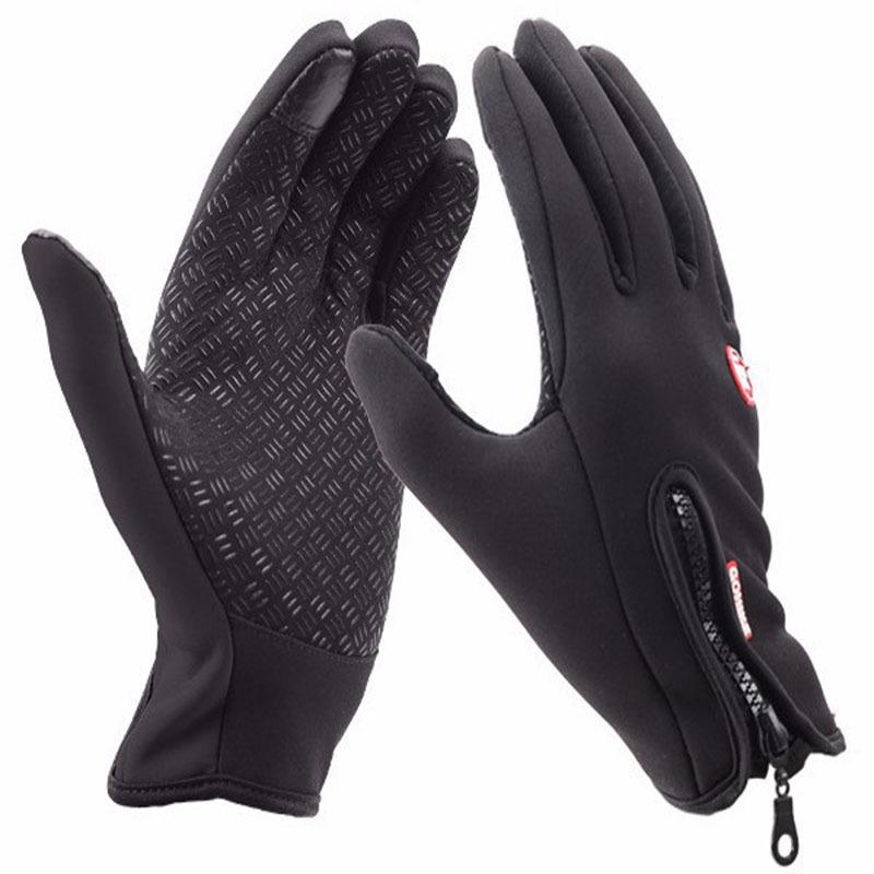 Sport Snow Gloves: Top-Selling-winter-sport-windstopper-waterproof-ski-gloves