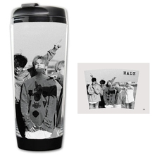kpop Ulzzang star goods drinkware korea style BIGBANG image coffee mug tea cup GDragon TOP SeungRi Daesung TaeYang k-pop bts exo - Poly Han excellent product store